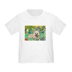 Irises/Cairn #4 Toddler T-Shirt
