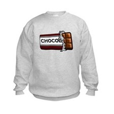 Cute Chocolate Sweatshirt