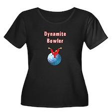 Dynamite Bowling Ball T