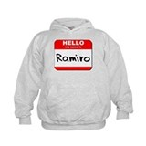 Hello my name is Ramiro Hoodie
