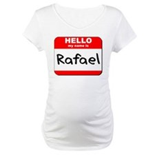 Hello my name is Rafael Shirt
