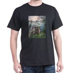 Seine/Cairn (brin) Dark T-Shirt