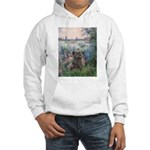 Seine/Cairn (brin) Hooded Sweatshirt