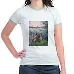 Seine/Cairn (brin) Jr. Ringer T-Shirt