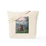 Seine/Cairn (brin) Tote Bag