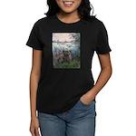 Seine/Cairn (brin) Women's Dark T-Shirt