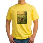 Seine/Cairn (brin) Yellow T-Shirt