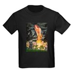 Midsummer/Cairn (brin) Kids Dark T-Shirt