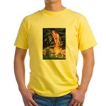 Midsummer/Cairn (brin) Yellow T-Shirt