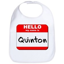 Hello my name is Quinton Bib