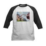 Creation/Cairn trio Kids Baseball Jersey