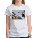 Creation/Cairn trio Women's T-Shirt