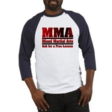 MMA Mixed Martial Arts - 2 Baseball Jersey
