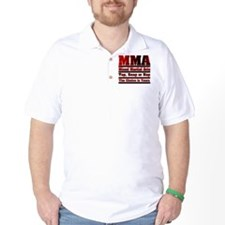MMA Mixed Martial Arts - 3 T-Shirt