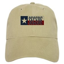 Unique Secede Baseball Cap