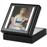 Austen in Colour Keepsake Box