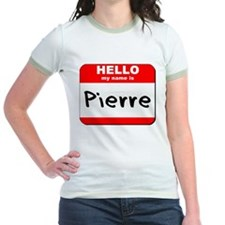 Hello my name is Pierre T