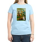 Spirit/Brittany Spaniel Women's Light T-Shirt