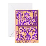 Le Chariot, Tarot Greeting Cards (Pk of 10)