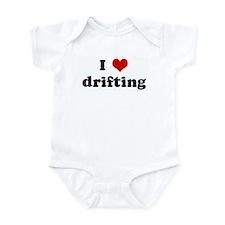 I Love drifting Onesie