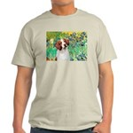 Irises/Brittany Light T-Shirt
