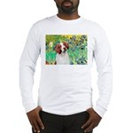 Irises/Brittany Long Sleeve T-Shirt