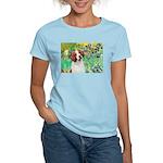 Irises/Brittany Women's Light T-Shirt