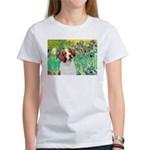 Irises/Brittany Women's T-Shirt