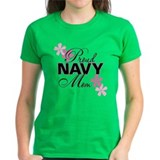 Proud Navy Mom Tee