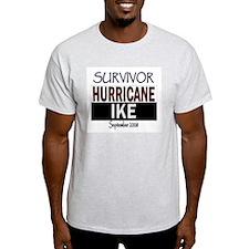 Survivor Hurricane Ike T-Shirt