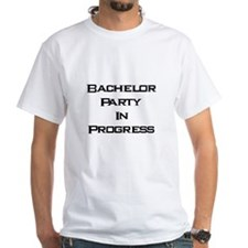 BachelorPartyInProgress T-Shirt