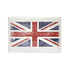 BRITISH UNION JACK (Old) Rectangle Magnet