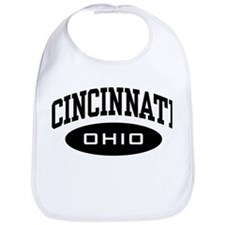 Cincinnati Ohio Bib