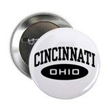 "Cincinnati Ohio 2.25"" Button"
