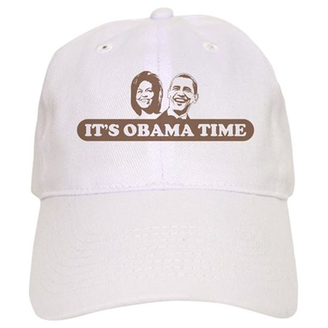 It's Obama Time Cap