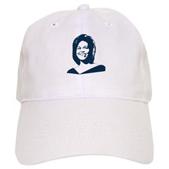 Michelle Obama (face) Cap