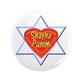 "Shayna Punim - 3.5"" Button (100 pack)"