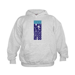 Barack My World Kids Hoodie