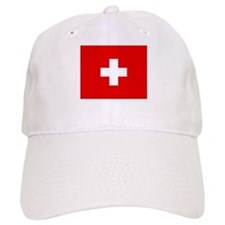 SWISS CROSS FLAG Baseball Cap