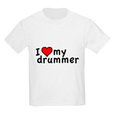 Love My Drummer T-Shirt