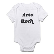 Antss rock Infant Bodysuit