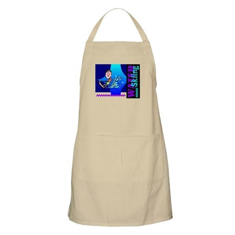 Water Skiing BBQ Apron