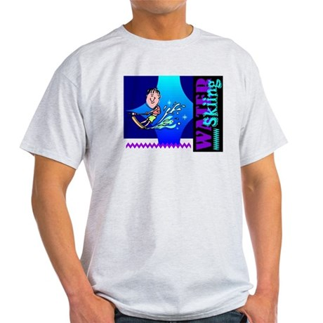 Water Skiing Light T-Shirt