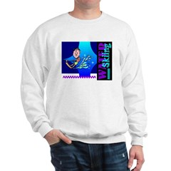 Water Skiing Sweatshirt