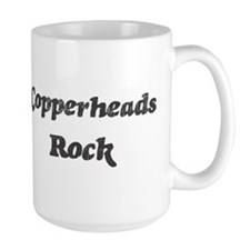 Copperheadss rock Mug
