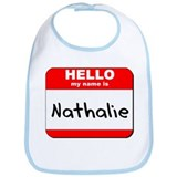 Hello my name is Nathalie Bib