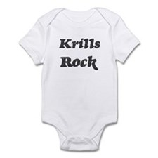 Krillss rock Infant Bodysuit