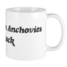 Northern Anchoviess rock] Mug
