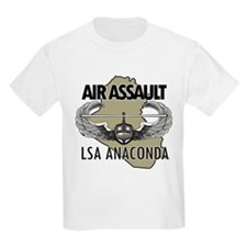 LSA Anaconda Air Assault Kids T-Shirt