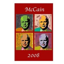 McCain Mao Postcards (Package of 8)